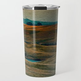 The Beauty of Nothing and Nowhere Travel Mug