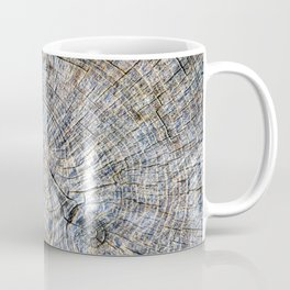 Old Tree Rings Coffee Mug