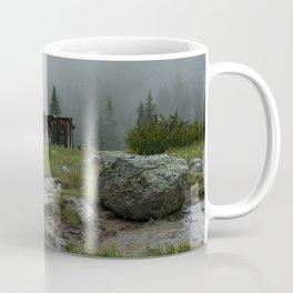 Finding a Respite in The Fog Coffee Mug