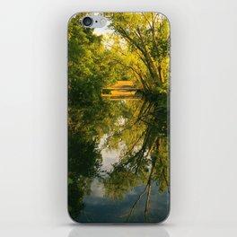 Green River iPhone Skin