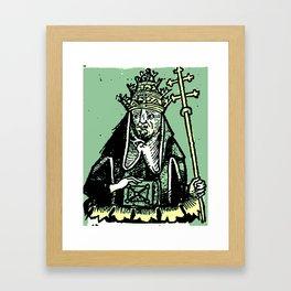 Antipope Framed Art Print