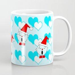 Funny Singing Head Coffee Mug