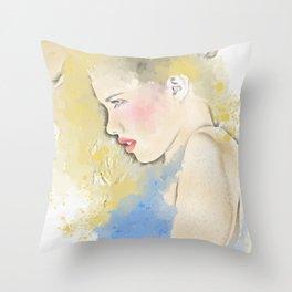 Ammaliante Throw Pillow