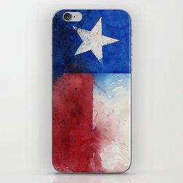 Flag of Texas iPhone Skin