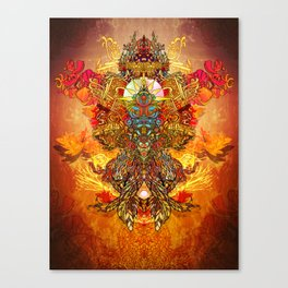 Spirit Engine Canvas Print