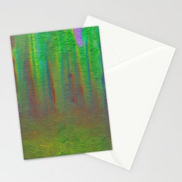 Mystic Forest Stationery Cards