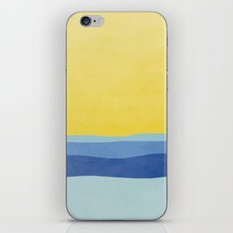 Summertime iPhone Skin