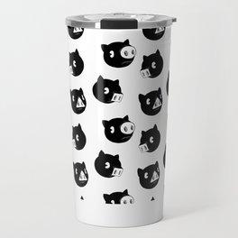 Shapely Piggies Travel Mug