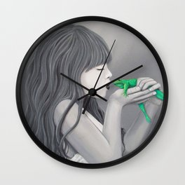 Finding My Prince Wall Clock