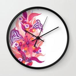 By Dusk Wall Clock