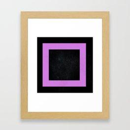 (SQUARE) Framed Art Print