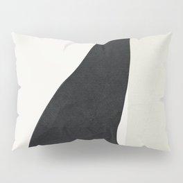 Squared Model Flow Pillow Sham