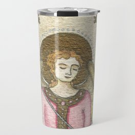 Peace Angel Travel Mug