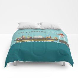 Planner Comforters
