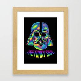 The Funky Side Framed Art Print