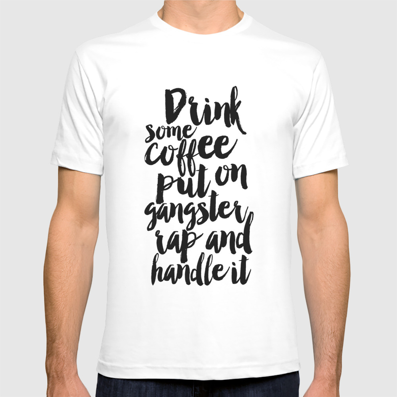Printable Art Coffee Sign Relax Morning Inspirational Quote Motivational Poster Quote Prints Quotes T Shirt