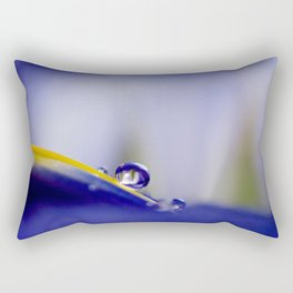 Jewel of the Iris Rectangular Pillow