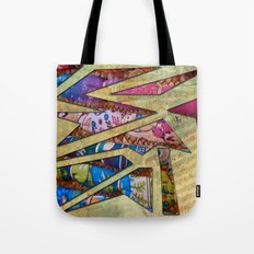 Notes of Vibrance Tote Bag