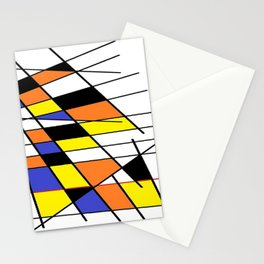 White mult 56567 Stationery Cards