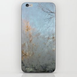 Frost Touch iPhone Skin