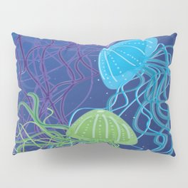 Ethereal Jellies Pillow Sham