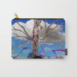 Jester B's Tree Carry-All Pouch