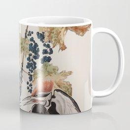 John James Audubon -Woodpecker Coffee Mug