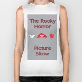 Minimal Rocky Horror Biker Tank