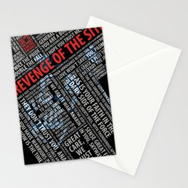 Oh, Anakin Stationery Cards