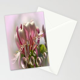 Flowers maid Stationery Cards