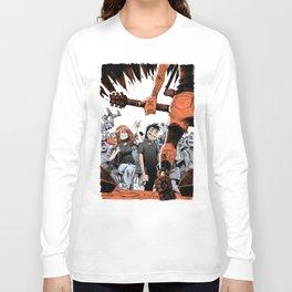 Vegan HxC Long Sleeve T-shirt
