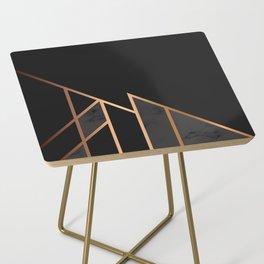Black & Gold 035 Side Table