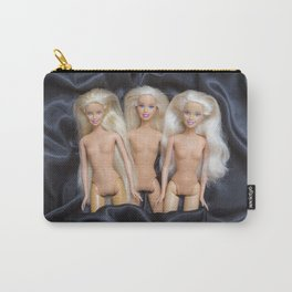 Three in a bed Carry-All Pouch