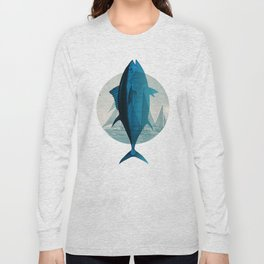 Northern Bluefin Long Sleeve T-shirt