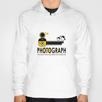 photograph Hoodies featuring PHOTOGRAPH by Ain Rusli