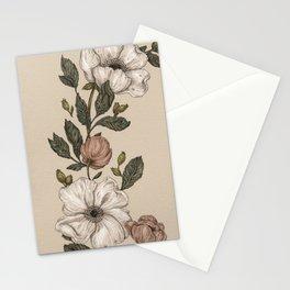 Floral Laurel Stationery Cards