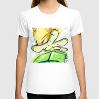 kindle T-shirts featuring Light in Doomsday by garciarts