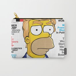 HOMER TRUMP Carry-All Pouch