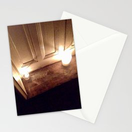 Before the night escapes you. Stationery Cards