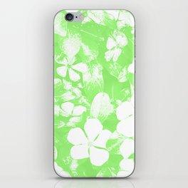 Green Has It! iPhone Skin