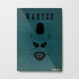 Far Cry 3 Metal Print