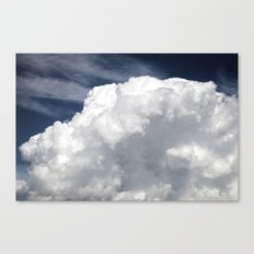 Cumulus Clouds Canvas Print