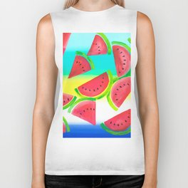 Summer Feelings Biker Tank