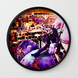 Take Me Homs Wall Clock