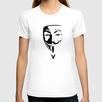 vendetta T-shirts featuring Vendetta by The Vector Studio