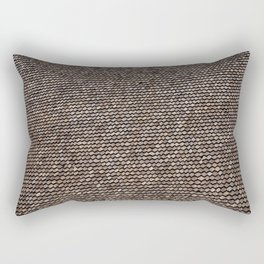Roof pattern Rectangular Pillow