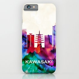 Kawasaki Skyline iPhone Case
