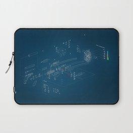 The Chameleon: Untitled#11 Laptop Sleeve