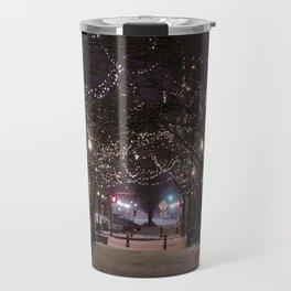 Winter Grove Travel Mug