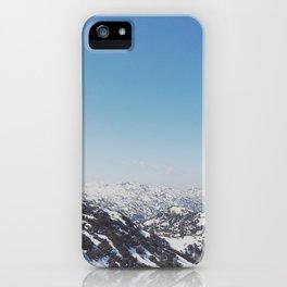 Untersberg, Austria iPhone Case